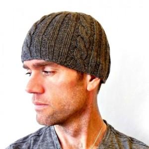 mens beanies menu0027s knit beanie TOEPOGY