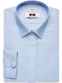 mens buy 1 get 1 free dress shirts, dress shirts - joseph abboud blue IZVHRUO