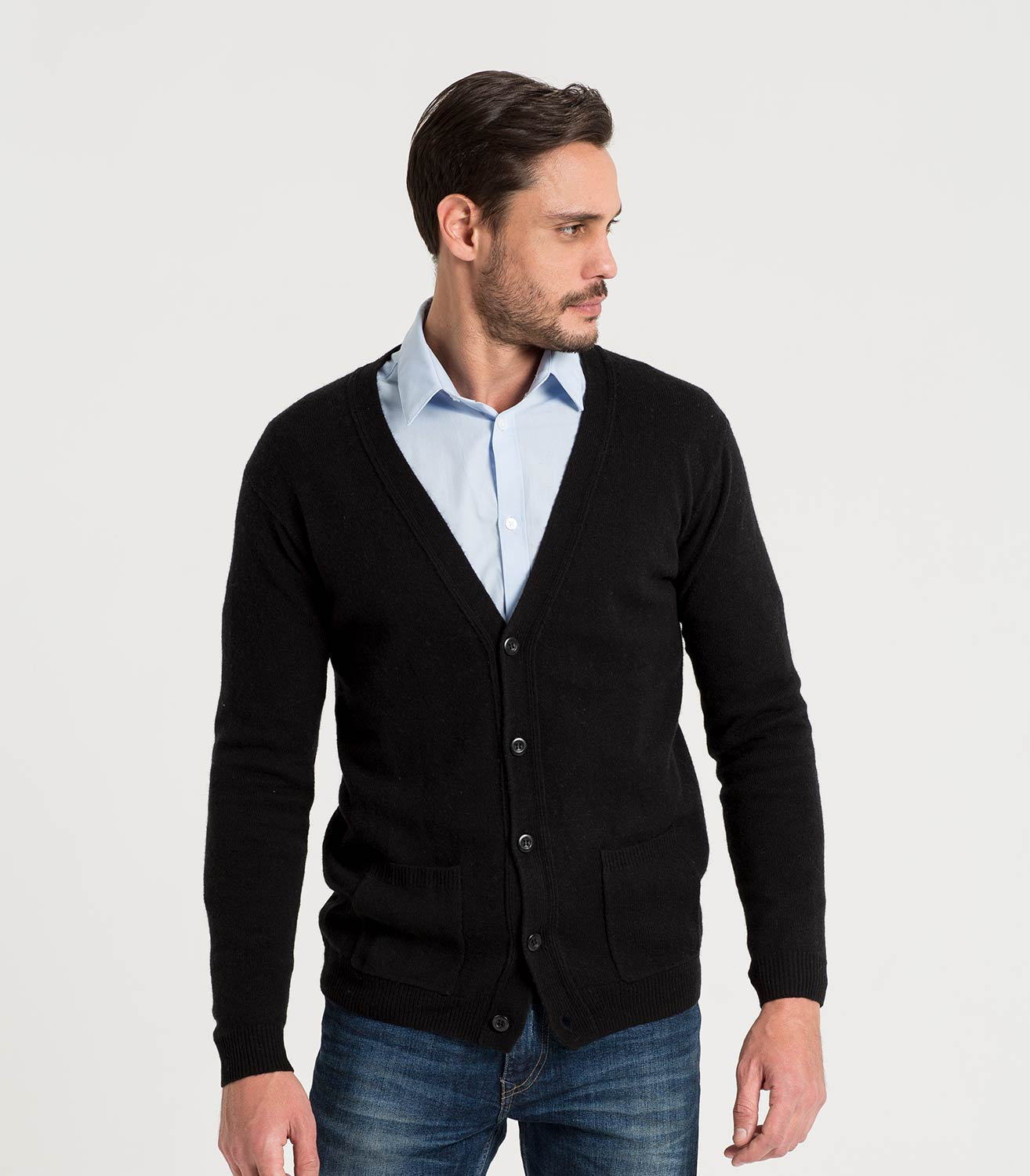 Excellent tips to choose mens cardigan sweaters
