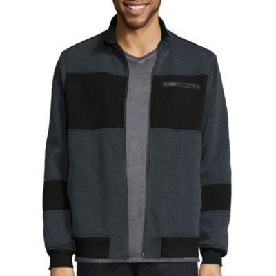 mens coats decree fleece jacket young men JCNWSSQ