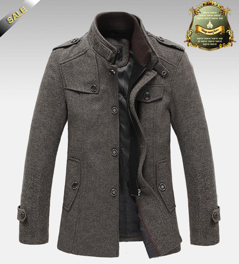 The true use of men's coats