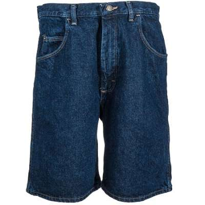mens denim shorts wrangler rugged wear: mens relaxed fit short 36505rs retro stone BECOFPA
