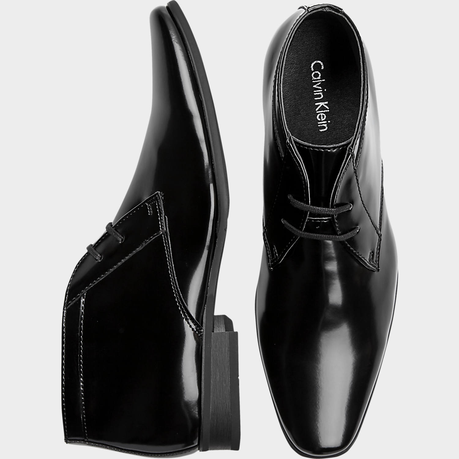 mens formal shoes mens tuxedo formal shoes, shoes - calvin klein ballard black tuxedo boot -  menu0027s GAGPHUN