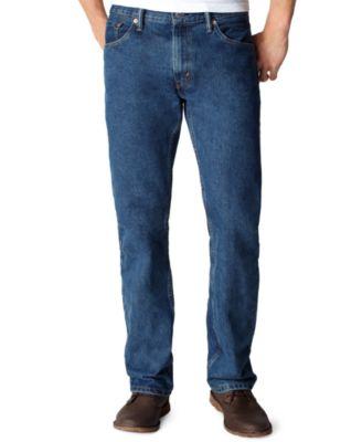 mens jeans leviu0027s® 505™ regular fit jeans FJZXPLU