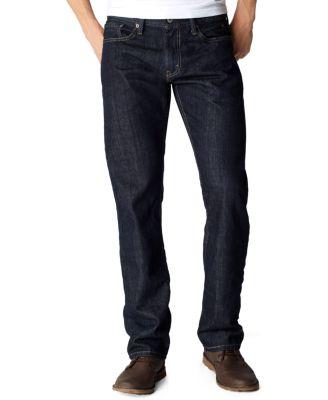 mens jeans leviu0027s menu0027s 514 straight fit jeans ROZPPTL