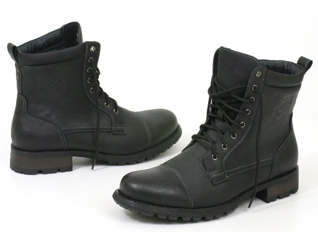 mens military boots mens boots military combat style shoes ZEQJRDV