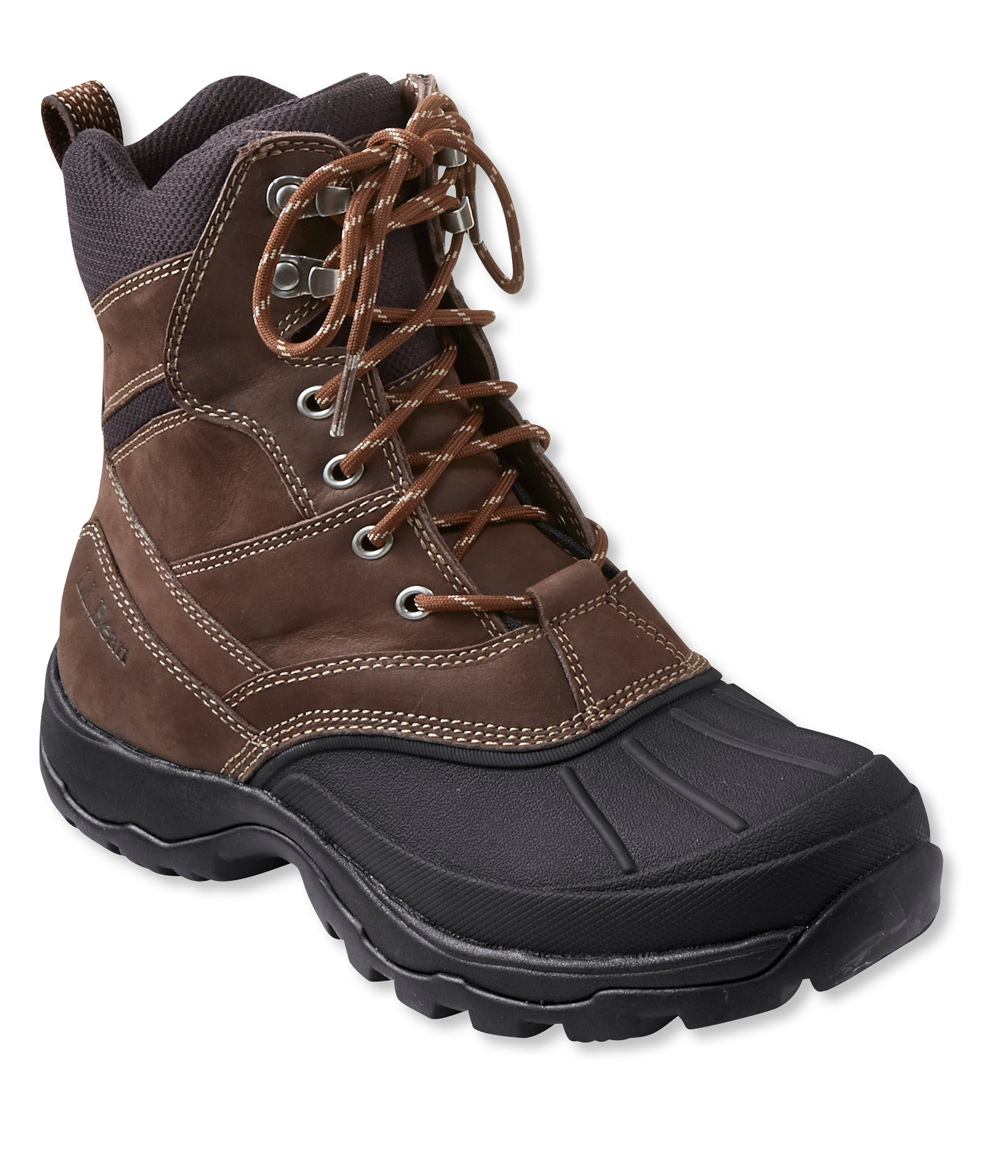 mens winter boots menu0027s storm chasers, lace-up boot DQLWWCU