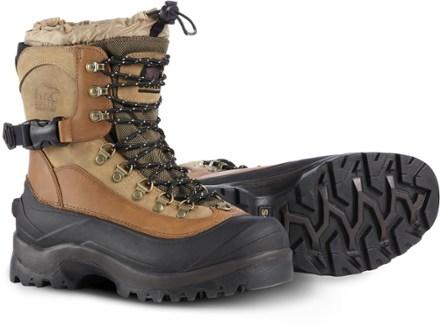 mens winter boots sorel conquest winter boots - menu0027s - rei.com QOGMVDK