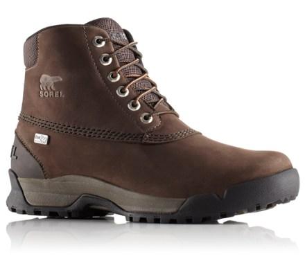 mens winter boots sorel paxson 6 QCEWJBD
