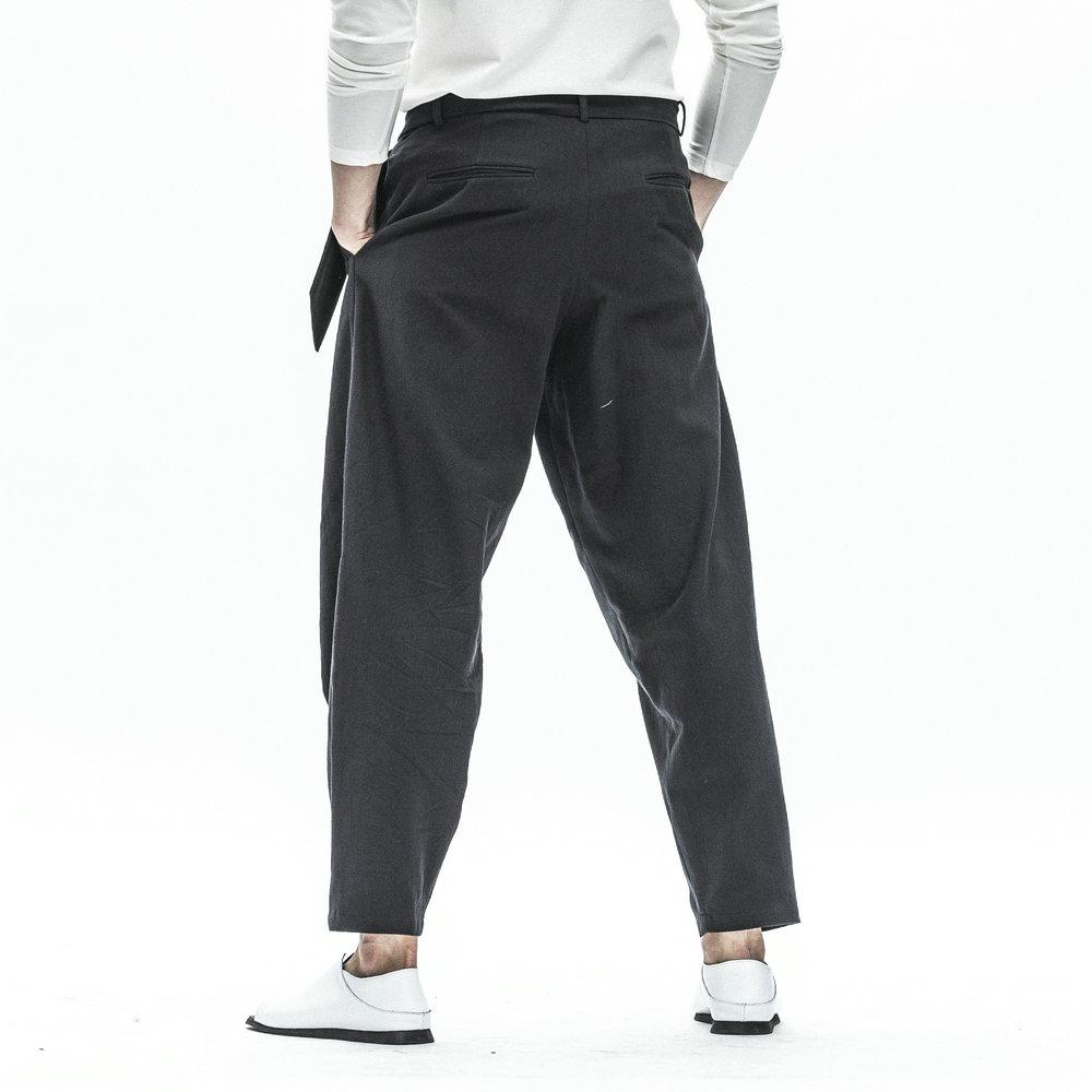 modern baggy pants HIIZRLY
