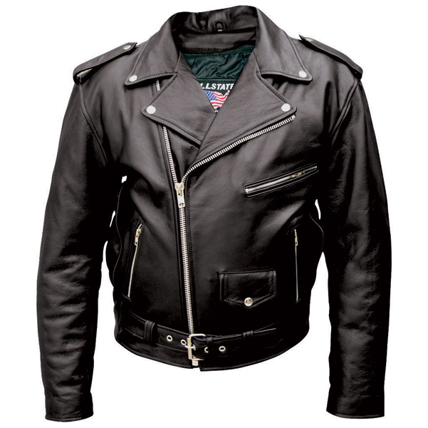 motorcycle jackets allstate leather inc. menu2032s black buffalo leather motorcycle jacket NYKYNJI