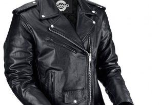 motorcycle jackets nomad usa classic leather biker jacket NFWAZMU