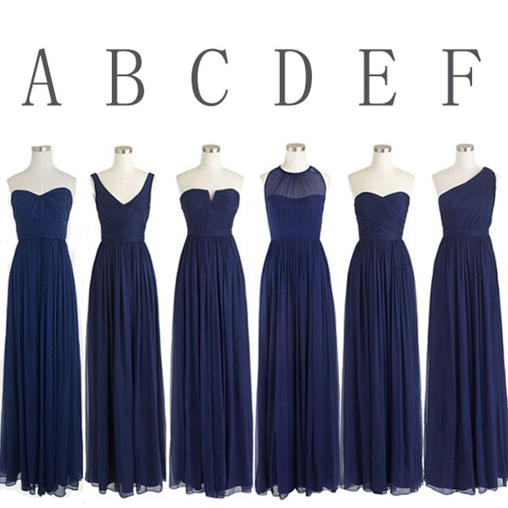 navy blue bridesmaid dresses 25+ best ideas about navy bridesmaid dresses on pinterest | navy bridesmaid  dress colours, FUIXQVL