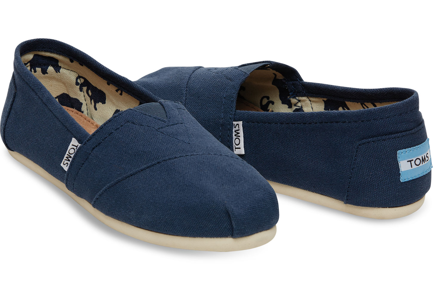 Navy shoes for women