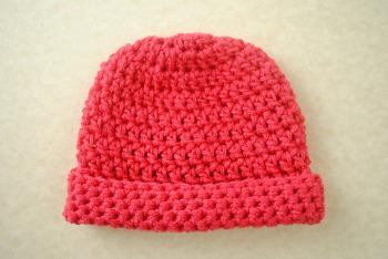 newborn crochet hat JPMJSUT