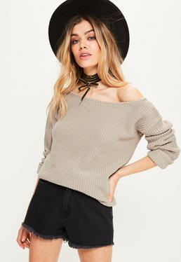 off the shoulder sweater grey off shoulder sweater grey off shoulder sweater JMNSOWR