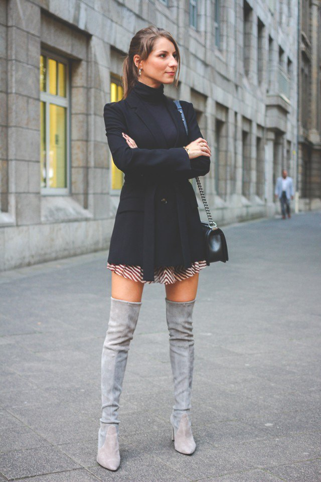 over the knee boots ANPVQJR