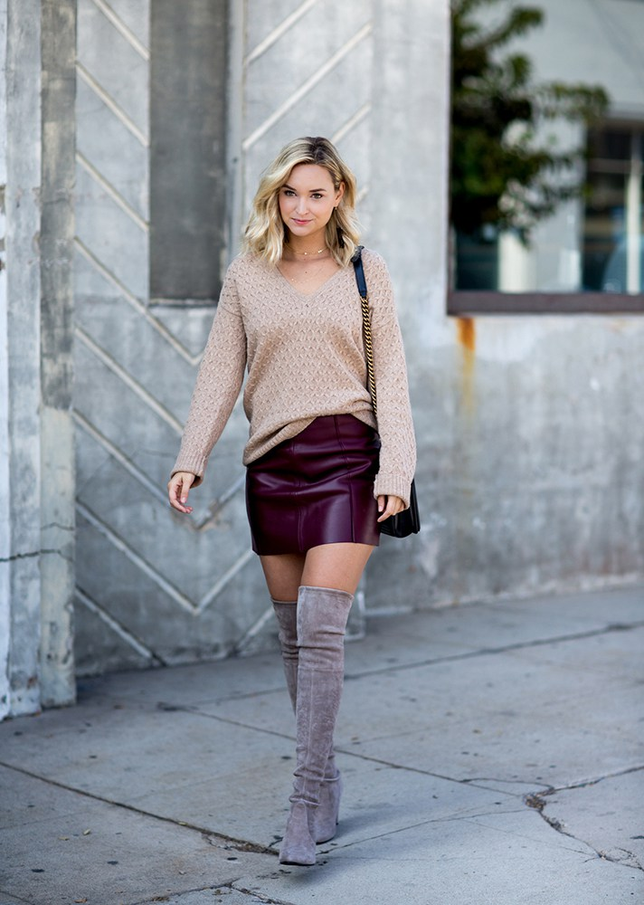 How to get the right over the knee boots