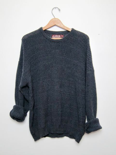 oversized sweaters vintage black sweater. oversized sweater VJBMKKT