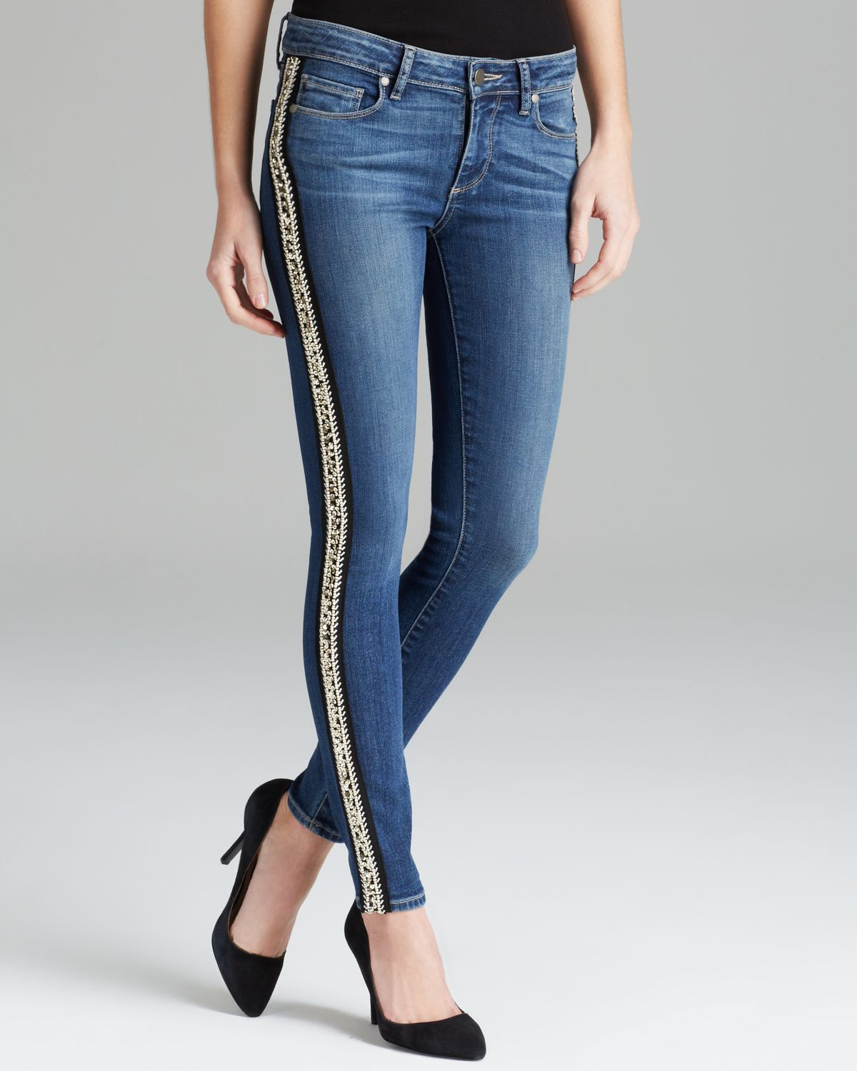 Skinny and appealing paige jeans
