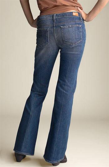 paige jeans paige denim u0027robertsonu0027 wide leg stretch jeans (dark clean) | nordstrom MEWENEI
