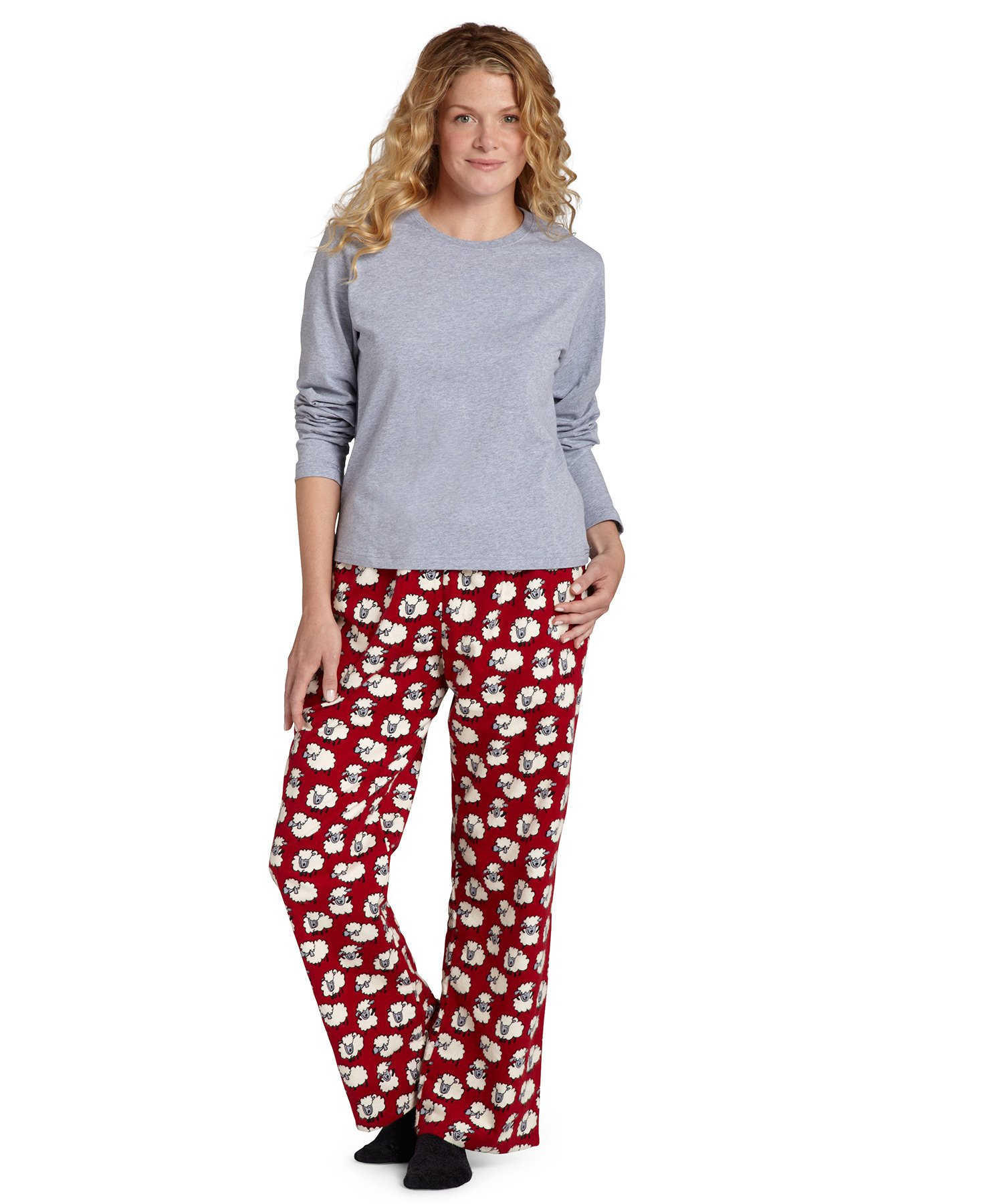 pajamas for women womenu0027s flannel pajama set by woolrich® the original outdoor clothing  company THMRADG