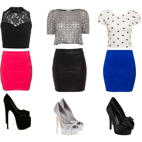 party outfits - polyvore OZJEHBF