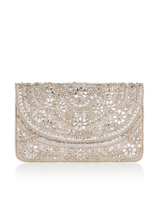 patsy embellished envelope clutch bag OEDCNPW