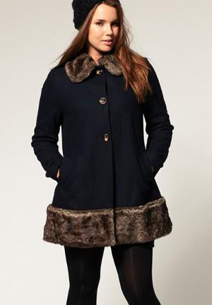plus size coats QDGKWXM