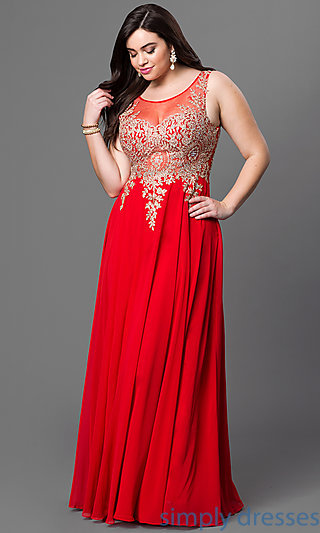 plus size evening dresses dq-9191p EQIZXHY