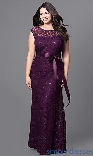 plus size formal dresses sf-8834p PFSRSKW