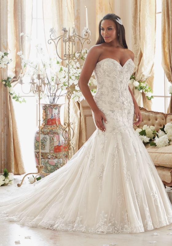 plus size wedding gowns julietta - plus size wedding dresses, wedding dresses u0026 bridal gowns  crystallized embroidery on EMJCEVJ