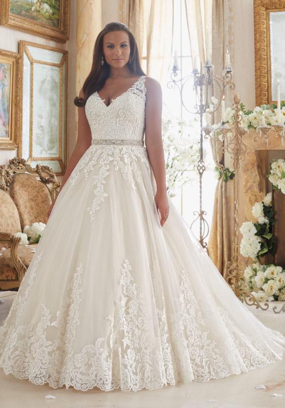 plus size wedding gowns julietta - plus size wedding dresses, wedding dresses u0026 bridal gowns  embroidered lace appliques MTJFCTH
