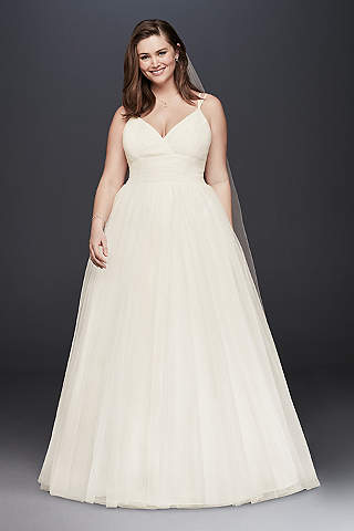 plus size wedding gowns new WSJNHBV