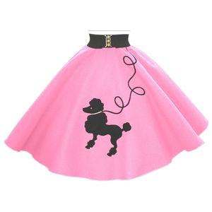 poodle skirt inspiration AIZXOHQ