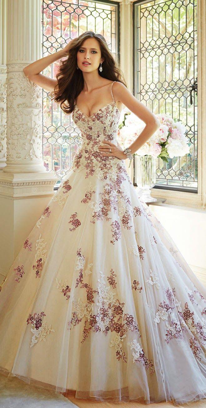 pretty dresses sophia tolli fall 2014 bridal collection. pretty dressesbeautiful ... SRFABQQ