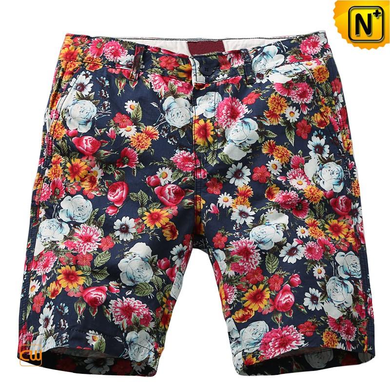 print bermuda shorts cw140465 www.cwmalls.com IASPZNN