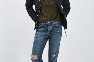 puffer jackets petite puffer jacket - jackets u0026 coats - clothing - topshop GDCYVAO