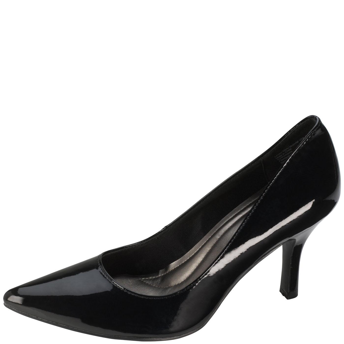pumps shoes womenu0027s janine pointy toe pumpwomenu0027s janine pointy toe pump, black patent BUCNKIY