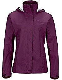 purple jacket marmot womenu0027s precip jacket ZFAWDTF