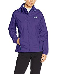 purple jacket the north face womenu0027s resolve jacket YZCLTTR
