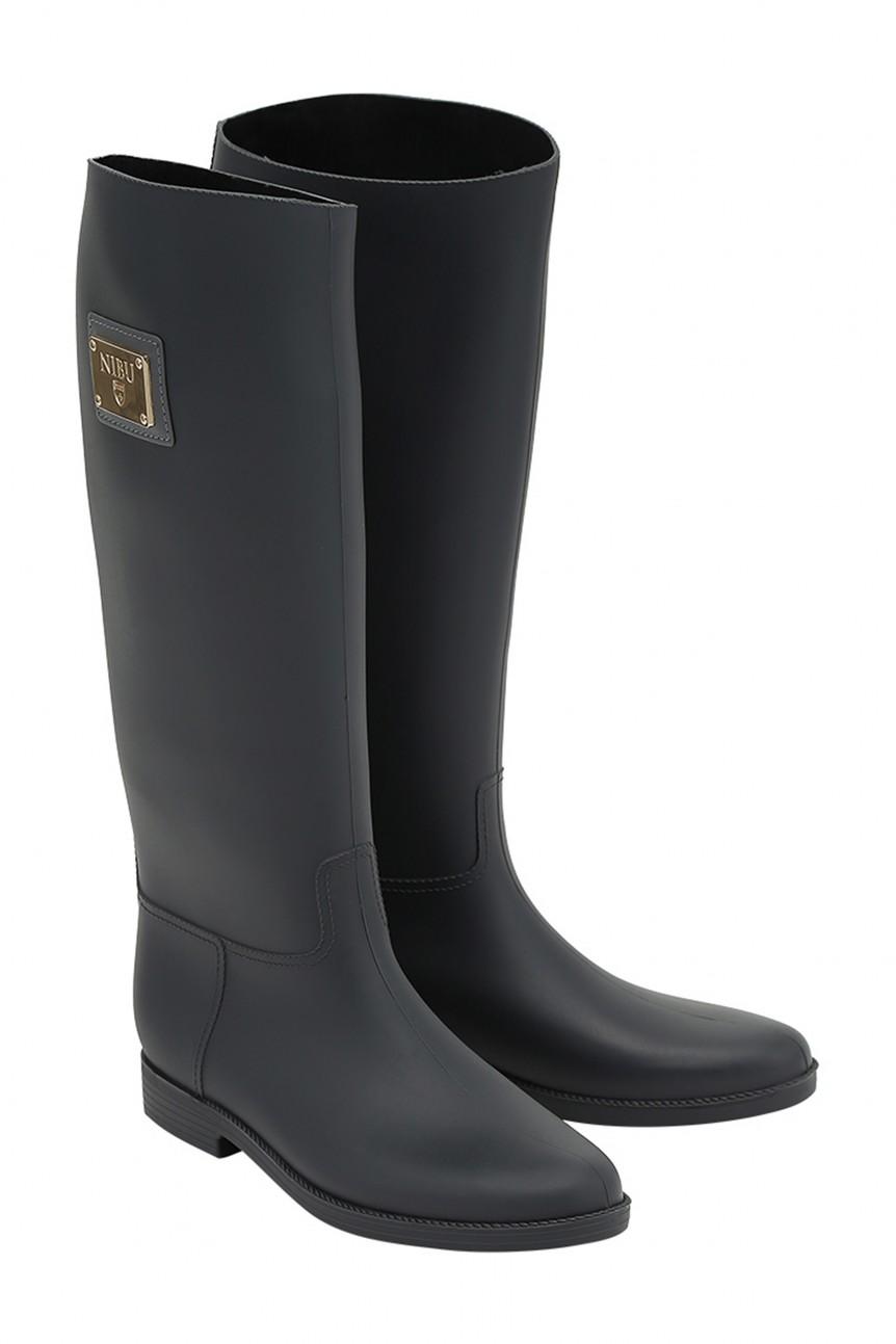 rain boot 02 copenhagen gray side, nibuboots, nibu, nibuboot, nibu, gummistøvler,  gummistøvle XFSVPDL