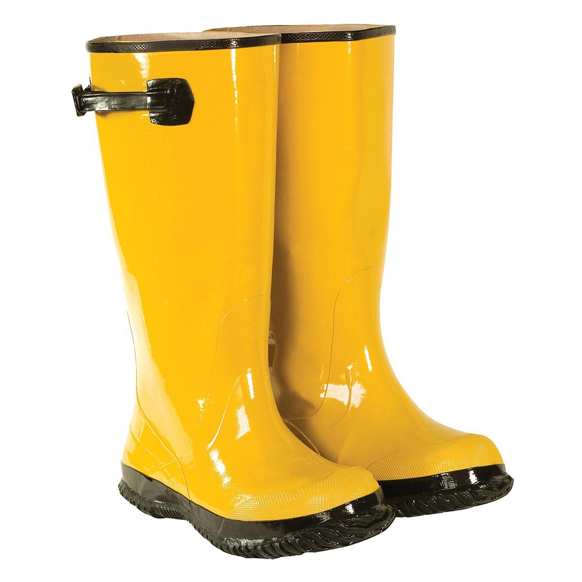 rain boot custom leather craft slush/rain boots - r200 DNMDPLO