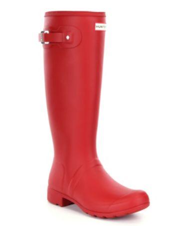 rain boot hunter original matte tour rain boots | dillards GWXXOKO