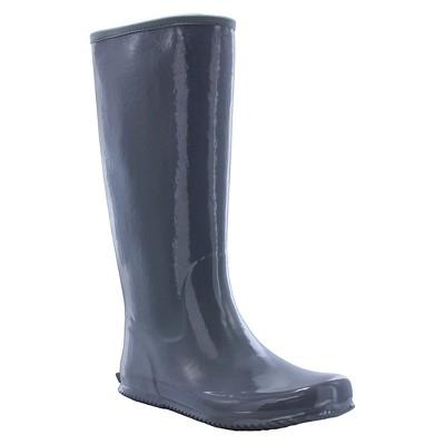 rain boot womenu0027s packable rain boots BZTSDDB