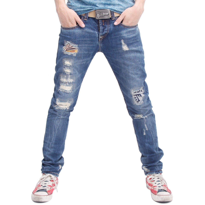 ripped jeans for men - google search JOGUNJD
