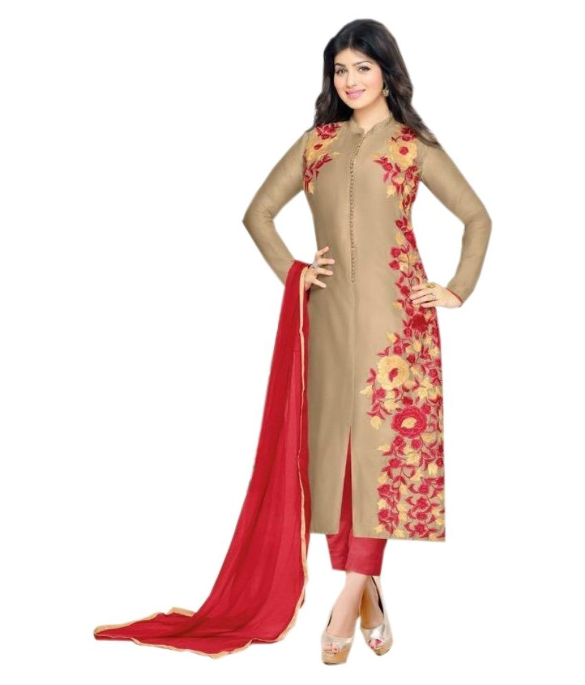 Elegant salwar suits and its variations