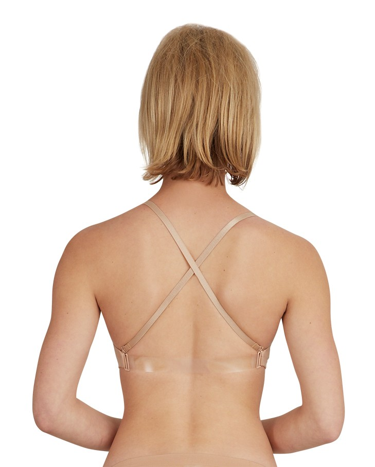 seamless clear back bra FBMTOQQ
