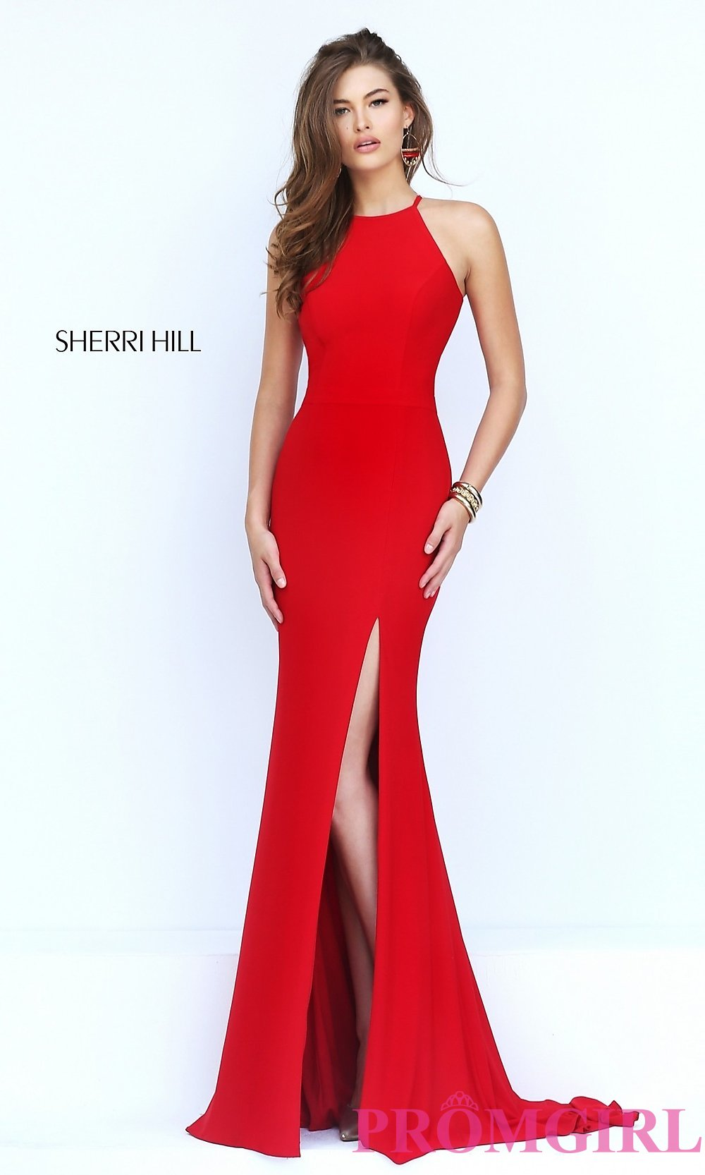 Presenting the sexiness: sexy long dress