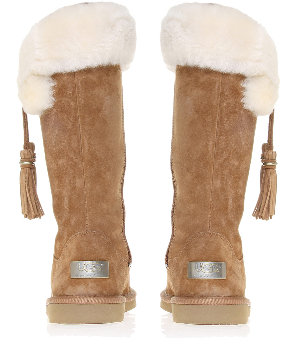 Why sheepskin boots are loved by all irrespective of age?